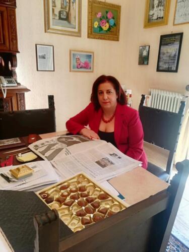 FRANCESCA OCCHIUZZI SEDE PROVINCIALE DI COSENZA